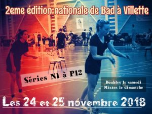 2ème édition de Bad à Villette @ Villette